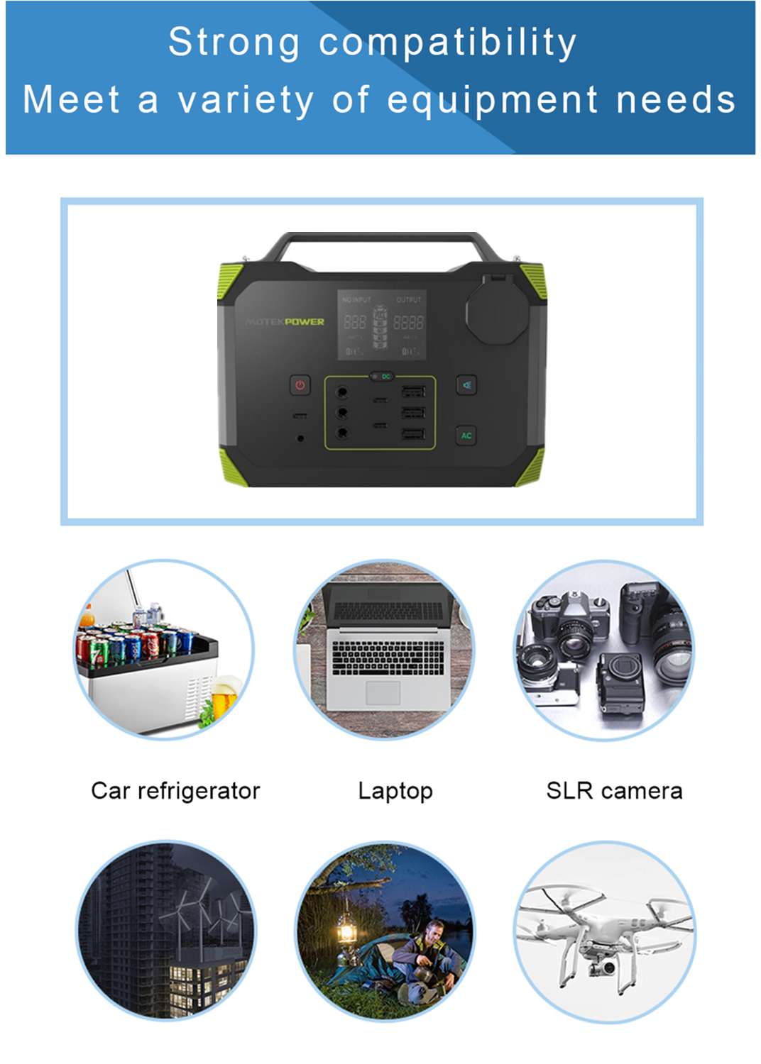 How to choose <a href=https://www.cnsolarcharger.com/Portable-power-station.html target='_blank'>Portable power station</a>